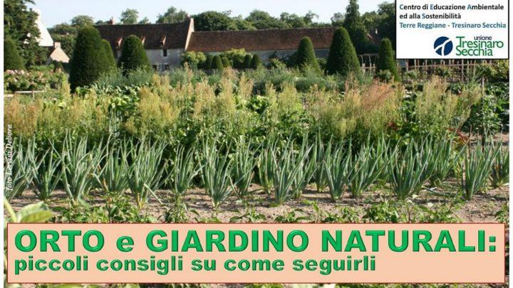 Orto e Giardino naturali