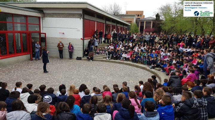Laura Bassi… una scuola che cammina!