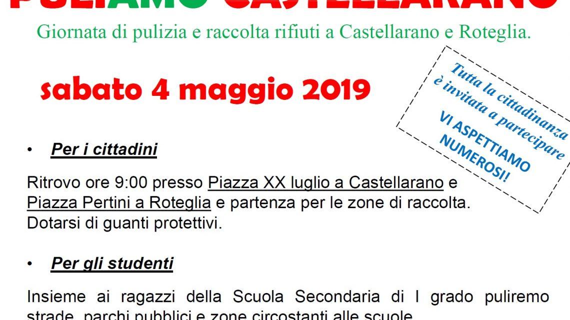 Puliamo Castellarano 2019