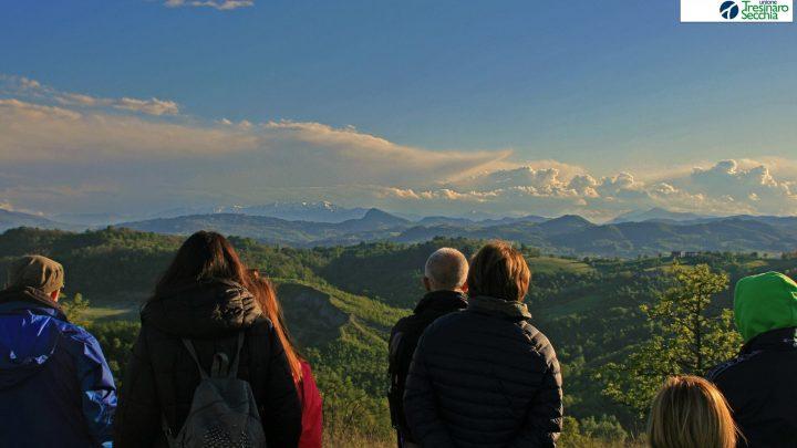 Passeggiata col Naturalista: dietro gli orizzonti di Sensi