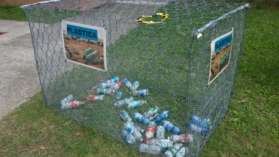 Il CEAS combatterà la plastica con il Comune di Scandiano