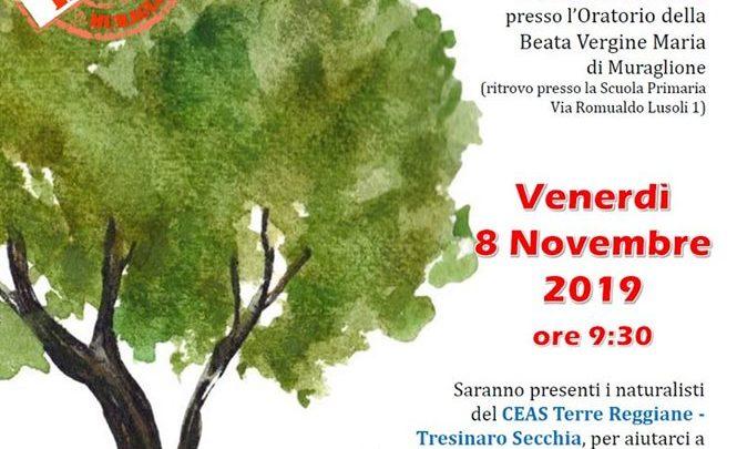 """Torna """"Un albero per ogni nato"""" a Baiso"""