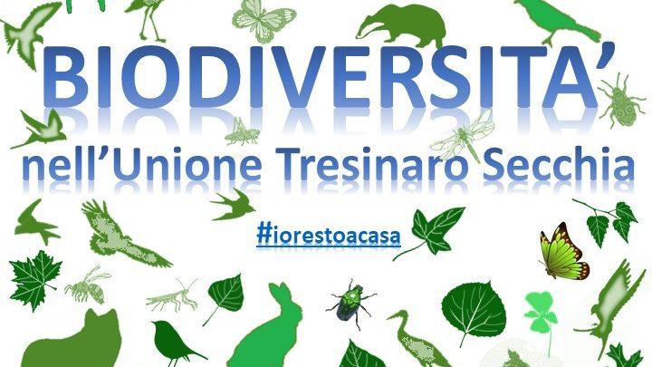 Biodiversità nell'Unione Tresinaro Secchia