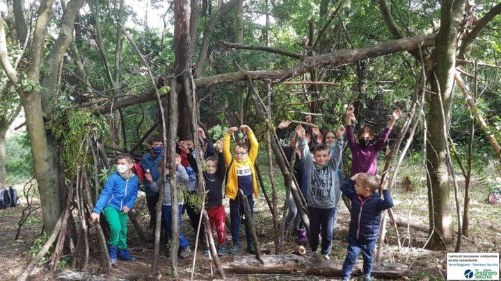 Esplorazione selvatica nei Boschi del CEAS