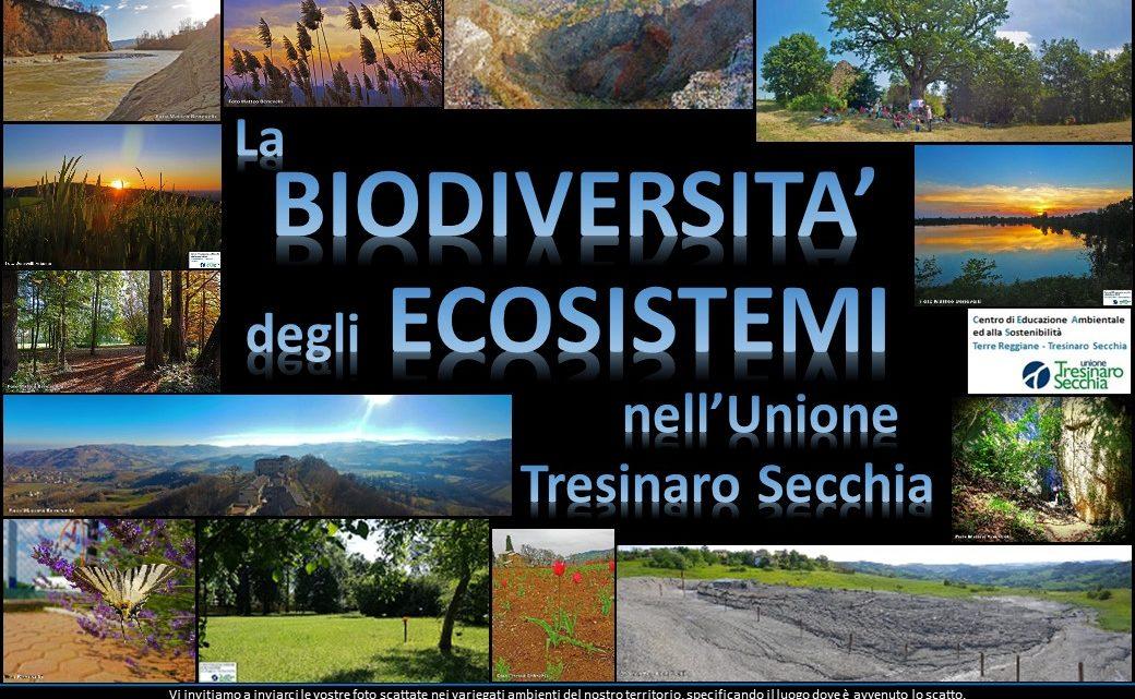 La Biodiversità degli Ecosistemi nell'Unione Tresinaro Secchia