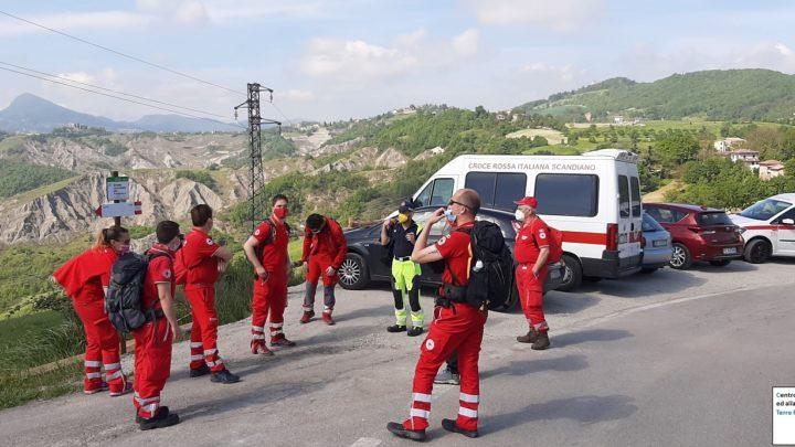 Escursione formativa per CRI e Protezione civile
