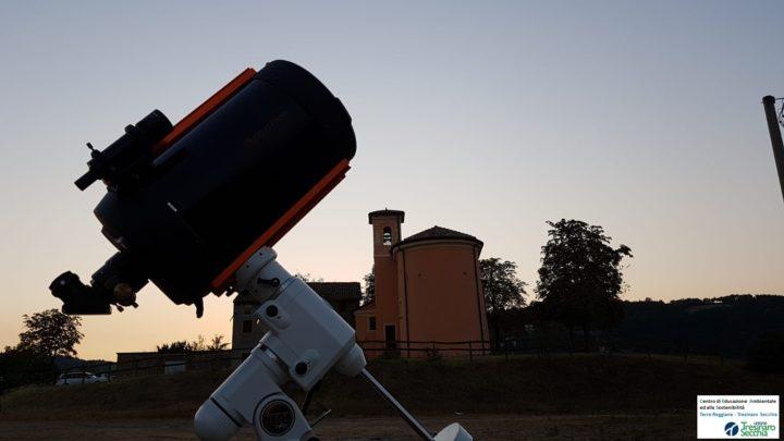 Serate astronomiche di agosto